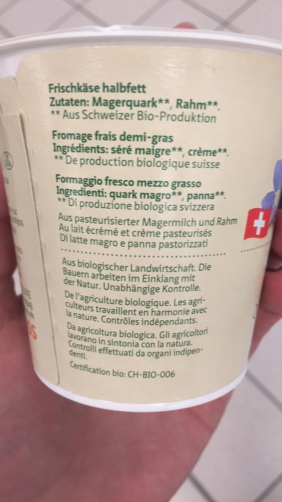 produktion af creme