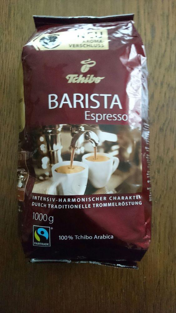 """Product """"Tchibo Barista Espresso""""   The Open Food Repo"""